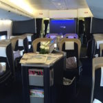 British Airways Cabin