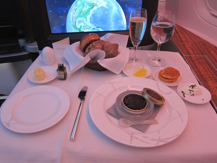 Cathay Pacific First Class 777 31