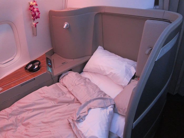 Cathay Pacific First Class 777 39