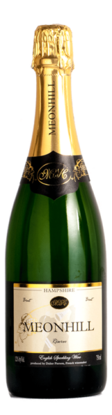 Meonhill English sparkling wine from Hambledon Winery