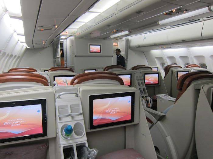 Sri Lankan Business Class 01