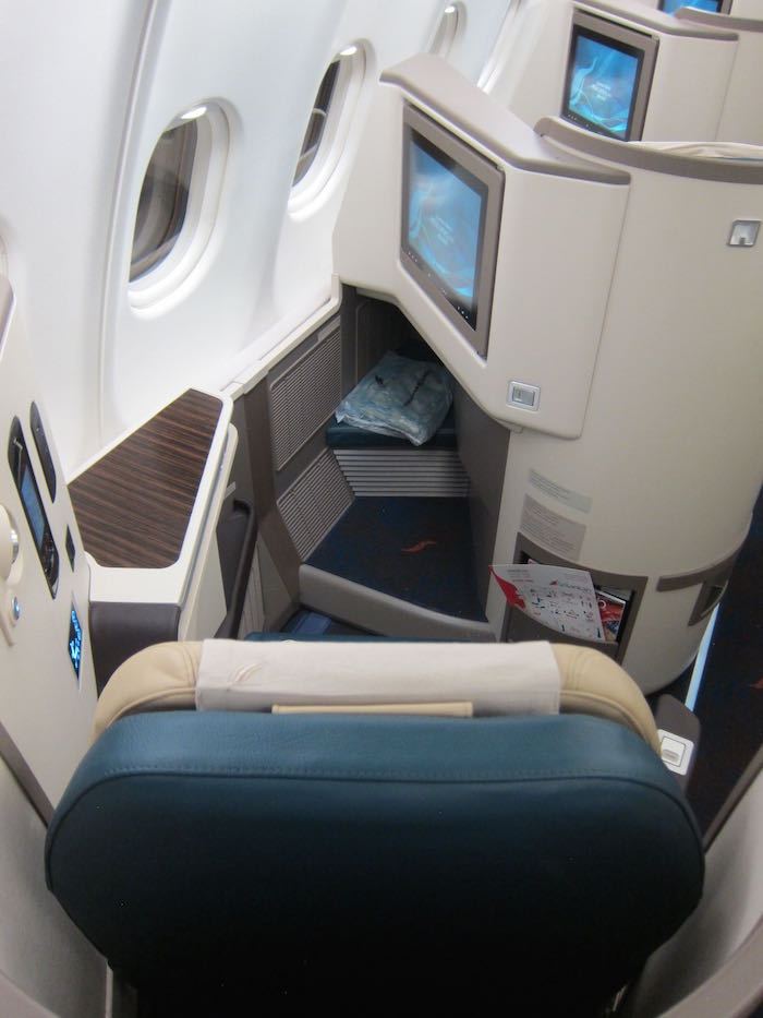 Srilankan Airlines A330 Business Class 04 One Mile At A Time