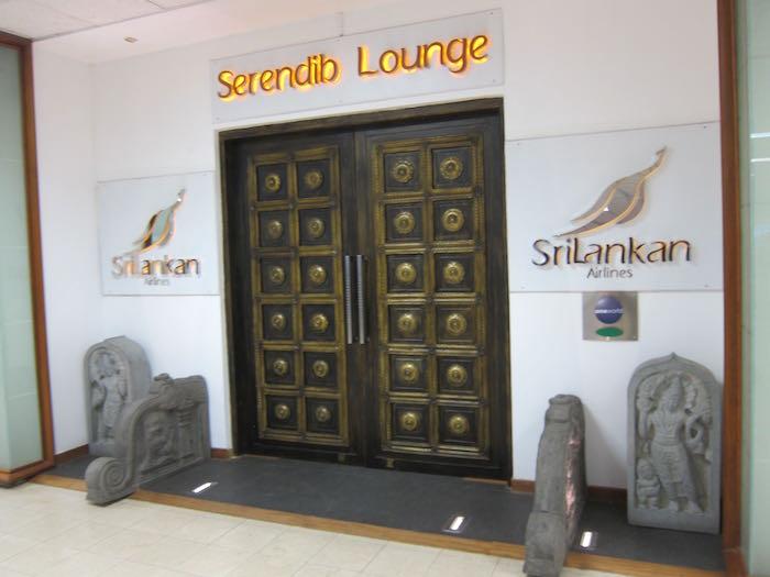Srilankan Serendib Lounge Colombo 05