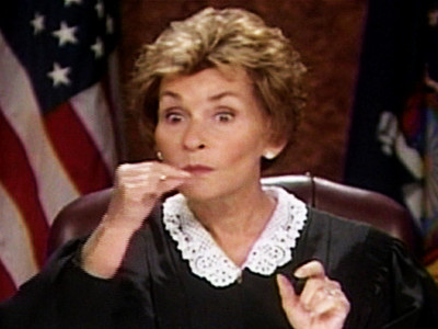 Judge Judy Zip It