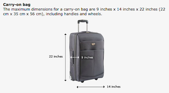 Could Carry-On Bag Limits Soon Decrease? - One Mile at a Time