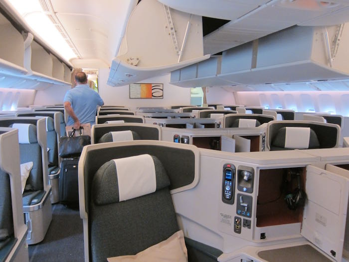 Review: Cathay Pacific Business Class 777-300ER Toronto to ...