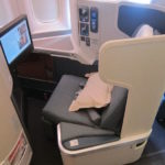 Cathay Pacific 777 Business Class 15