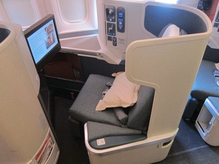 Review: Cathay Pacific Business Class 777-300ER Hong Kong ...