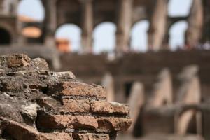 Rome Colosseum Small