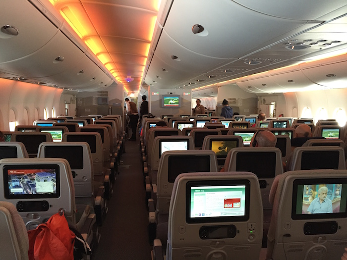 12 Secrets To Emirates First Class