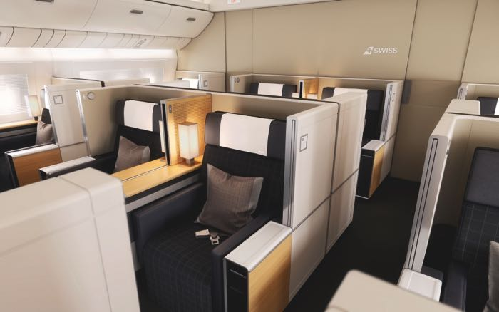 Omg I Just Redeemed Miles For Swiss New 777 First Class