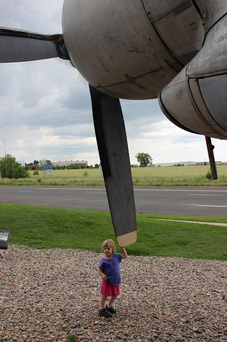 KC-97 Propellor