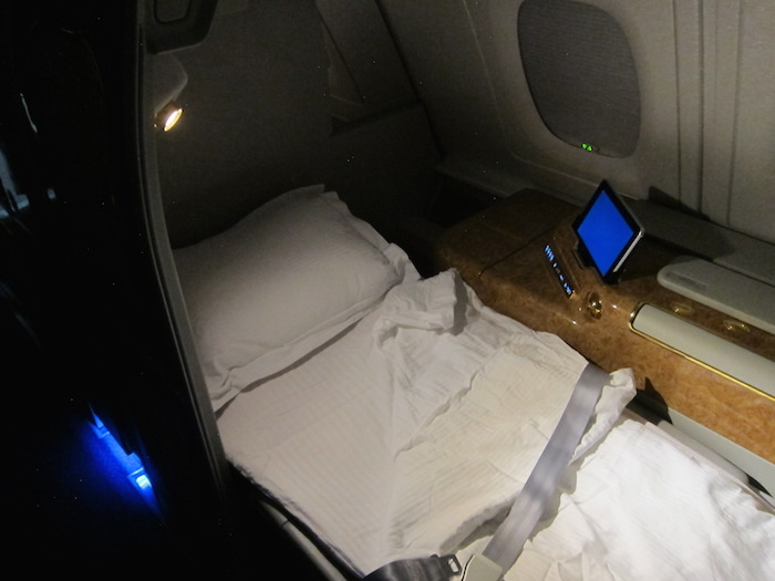 Emirates-bed