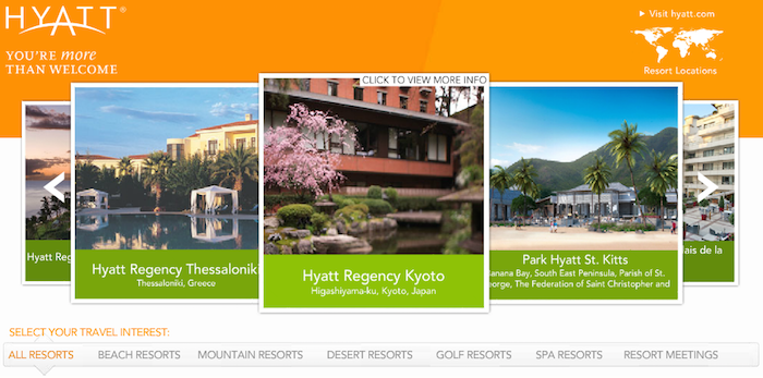 Hyatt-Resorts