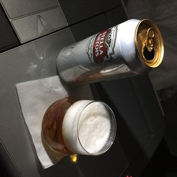 Stella Artois on Delta