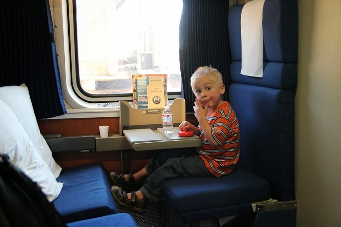 New Amtrak Guest Rewards Program Revealed
