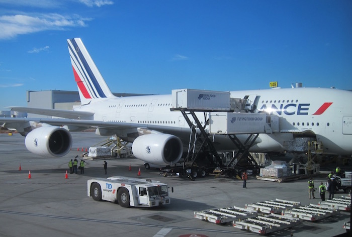 official photos ab279 486c6 Air France Will Continue To Fly The Most Outdated A380s   One Mile ...
