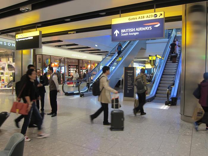 British-Airways-Lounge-London - 1