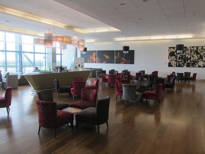 British-Airways-Lounge-London - 6
