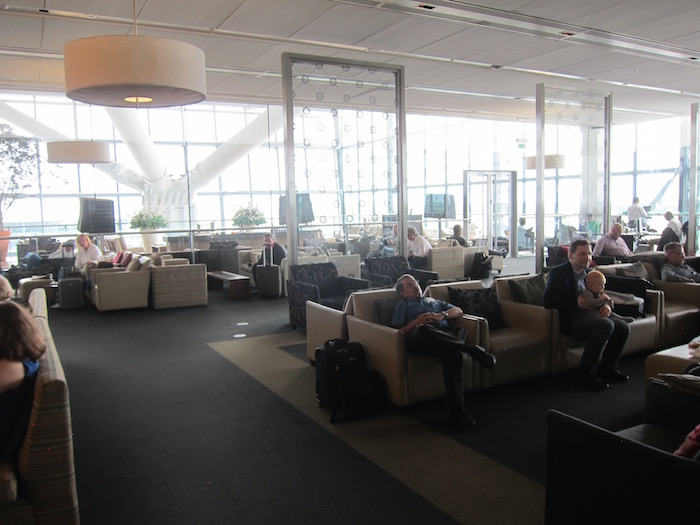 British-Airways-Lounge-London - 7