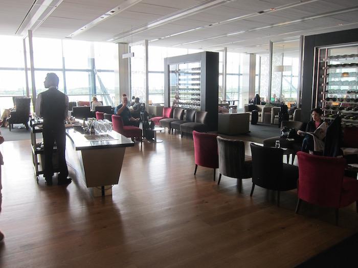 British-Airways-Lounge-London - 9