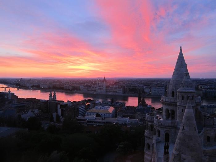 Hilton Budapest View