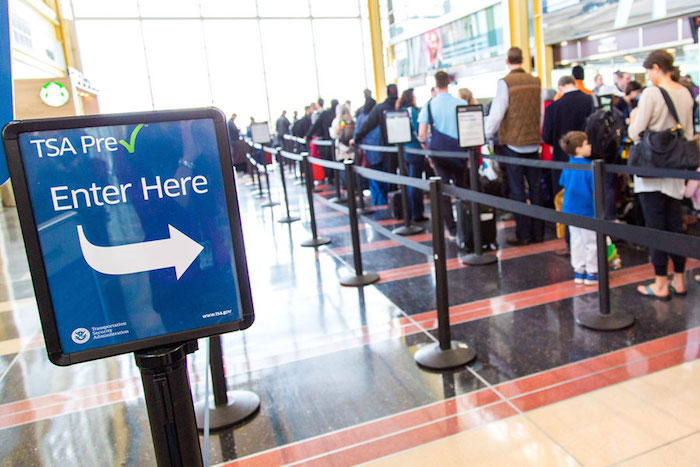 Tsa Pre Check Expands To More International Airlines One