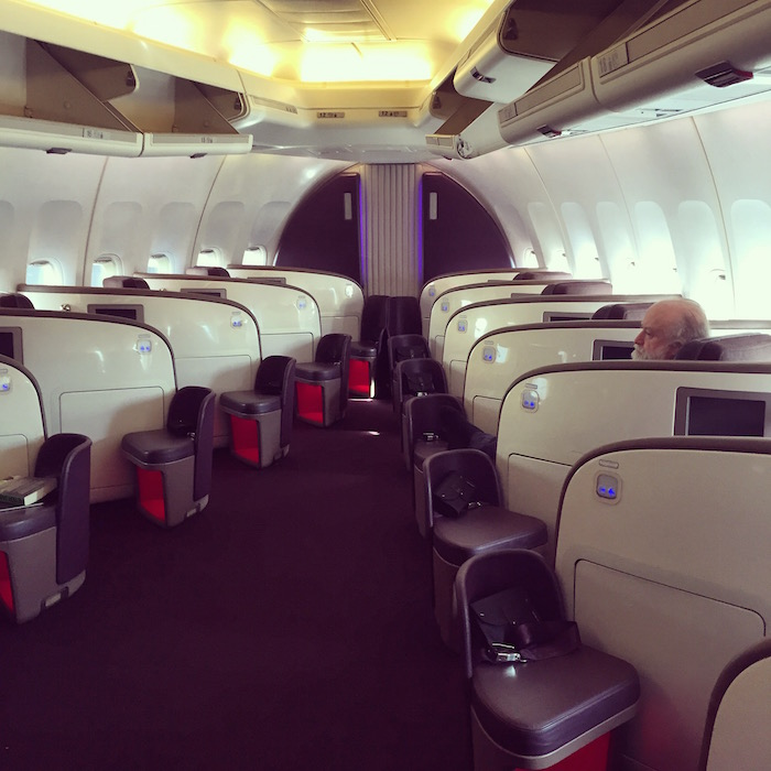 Virgin Atlantic Upper Class
