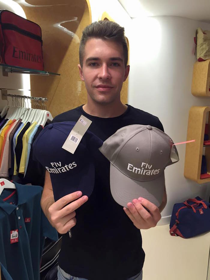 Ford Emirates Hats
