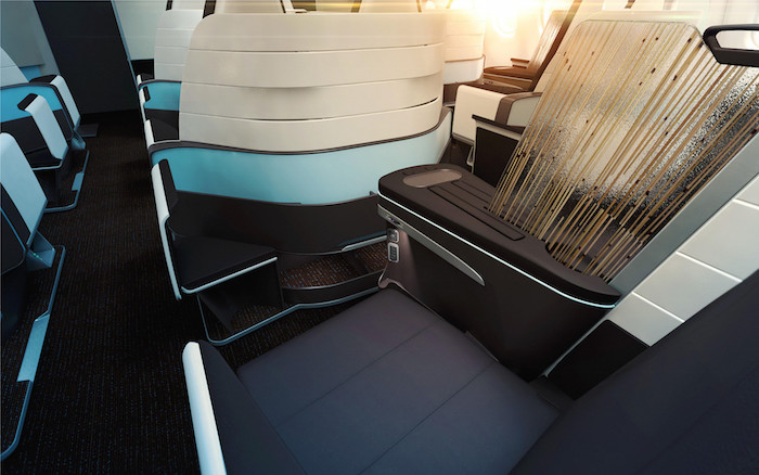 Hawaiian Airlines Installing Fully Flat First Class Seats