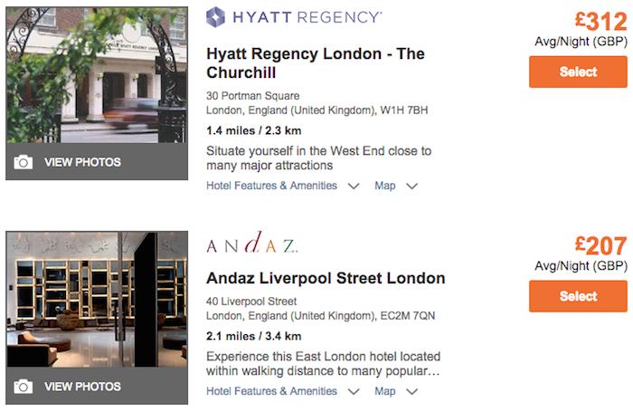 Hyatt-London