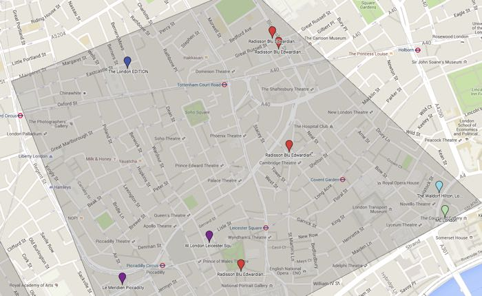 London Hotels On Points | One Mile at a Time on piccadilly square map, london tourist site map, bloomsbury uk map, big ben london map, provo hotels map, lubbock hotels map, london pubs bayswater, hotels near mall of america map, hotels in key west map, london subway line map, london england hotels, london city terminal map, london area map, london maps printable, sheraton princess kaiulani map, hilton london map, hyde park london map, london map online, downtown london england map, camden london borough map,