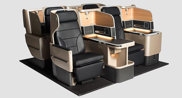 Qantas A330 Business