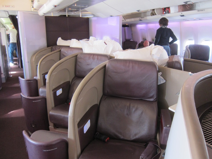 Virgin Atlantic Upper Class 3 One Mile At A Time