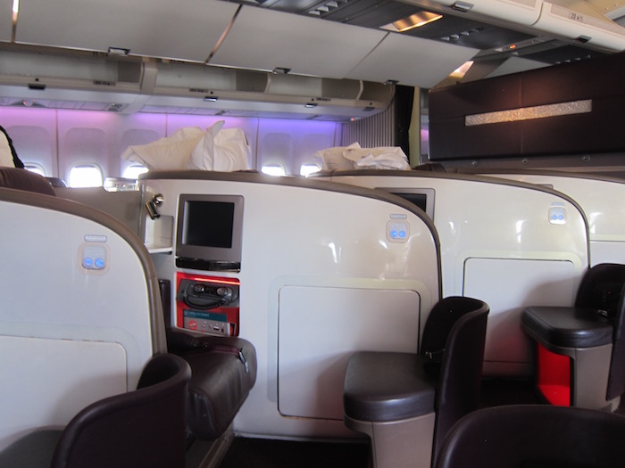 Virgin Atlantic Upper Class 9 One Mile At A Time