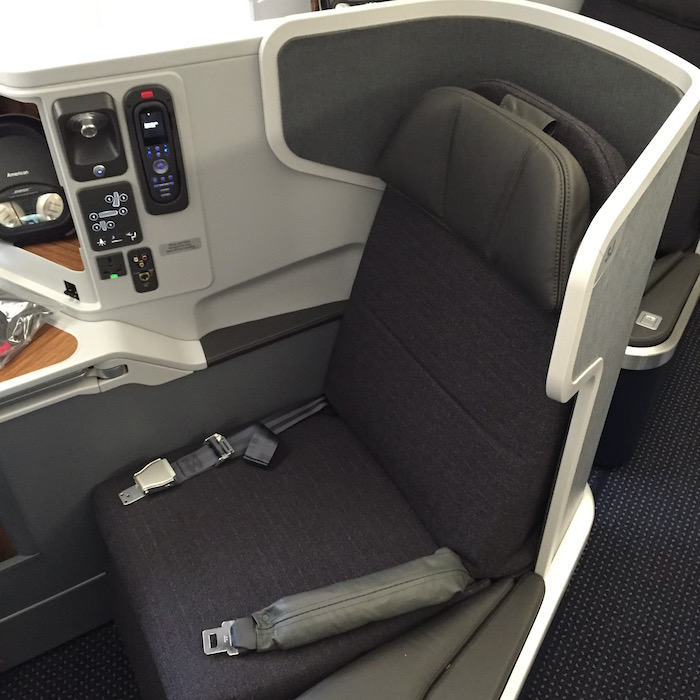 American 777 Business Class – 2