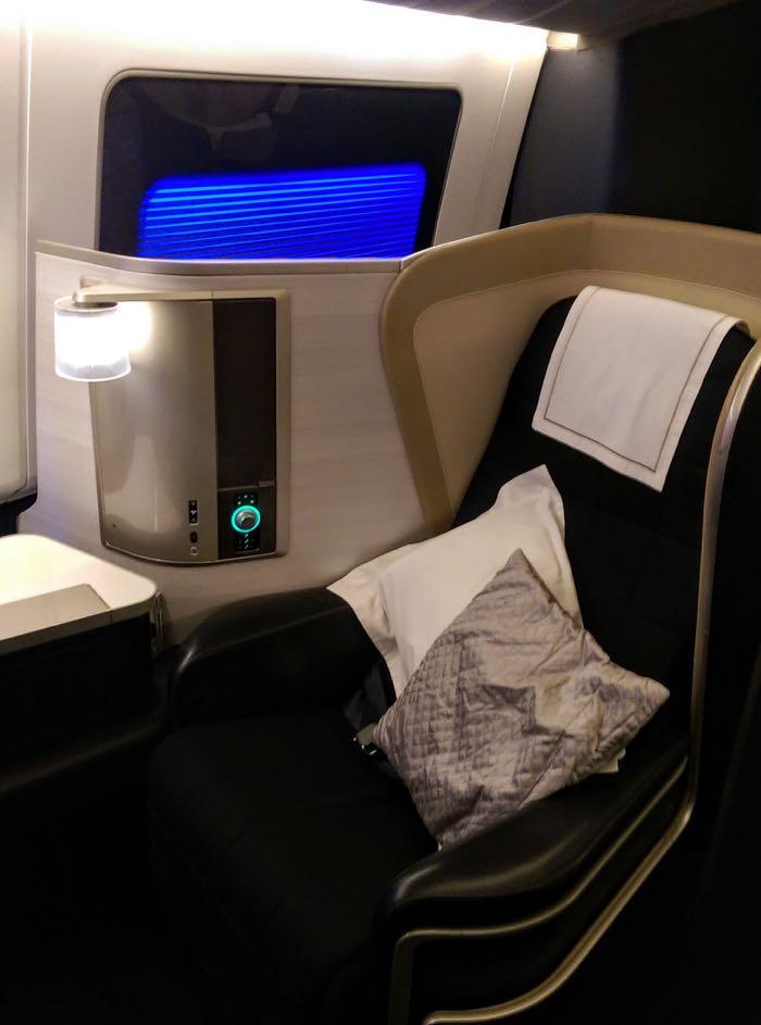 British Airways 777 First Class 03