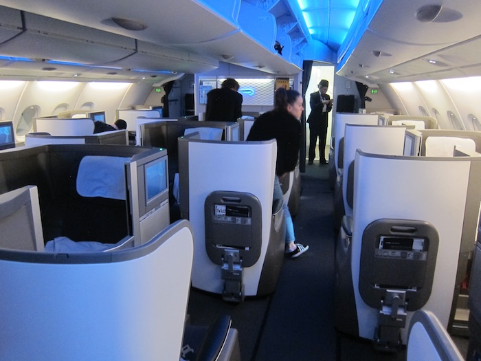 British Airways A380 Business Class 1 One Mile At A Time
