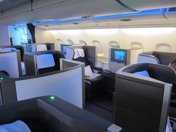 British Airways A380 Business Class 2 One Mile At A Time