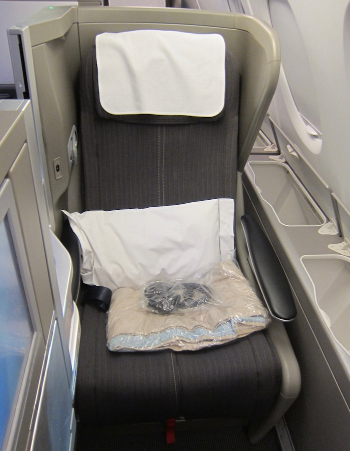 British Airways A380 Business Class – 5