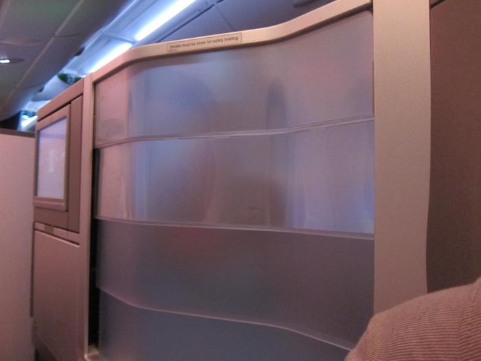 British-Airways-Business-Class-Privacy