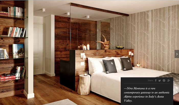 Details of the new starwood design hotels partnership for Designhotel q