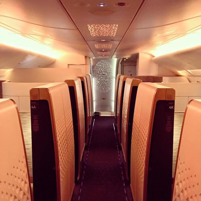 Etihad A380 First Class 4
