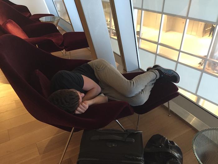 Ford-Sleeping