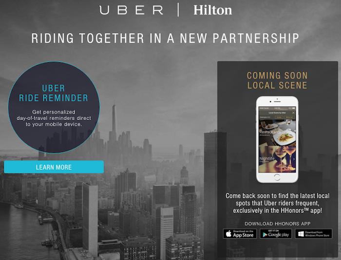 Hilton-Uber