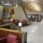 Iberia Business Lounge Madrid – 12