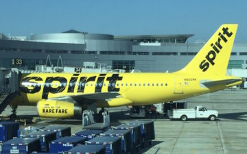 Buying Spirit Tickets At The Airport -- An Unexpected Gotcha | One