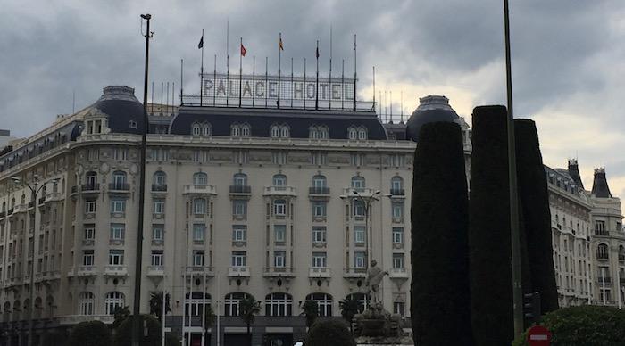 Westin Palace Madrid Hotel – 1