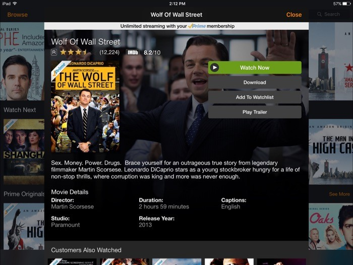 Using Amazon Prime Video's Download Feature While Traveling