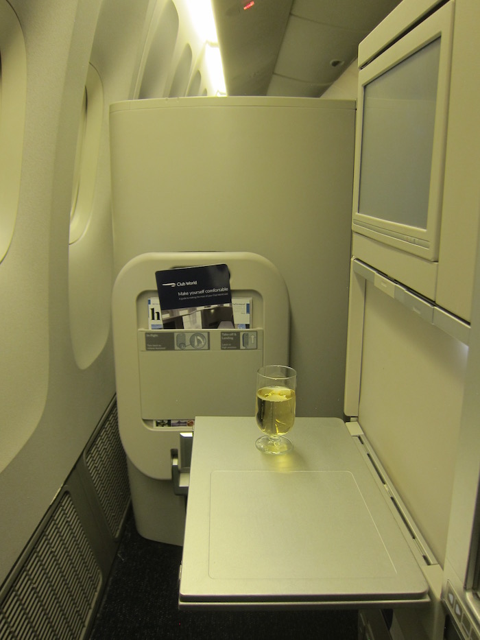 British Airways Business Class 777 11 One Mile At A Time